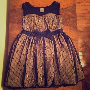 4T Girls Fancy Party Dress - Harajuku Mini